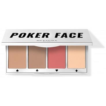 Palette Poker face n°3 tan Mesauda