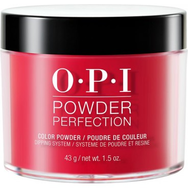 Powder Perfection Red Hot Rio OPI 43g