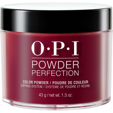 Powder Perfection Malaga Wine OPI 43g