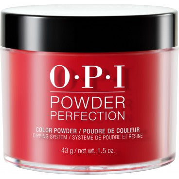 Powder Perfection Big Apple Red OPI 43g