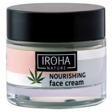Her[b] Crème visage nutritive & protectrice peau normale/sèche Iroha 50ML