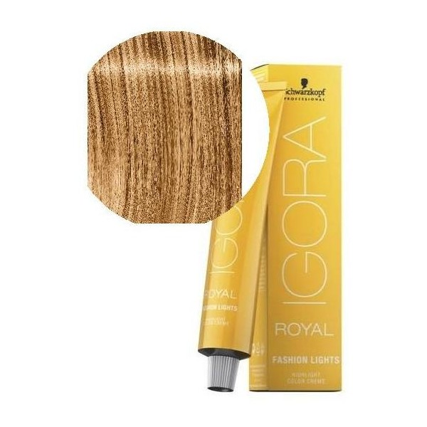 Igora Royal Fashion Licht L-57 Gold Kupfer