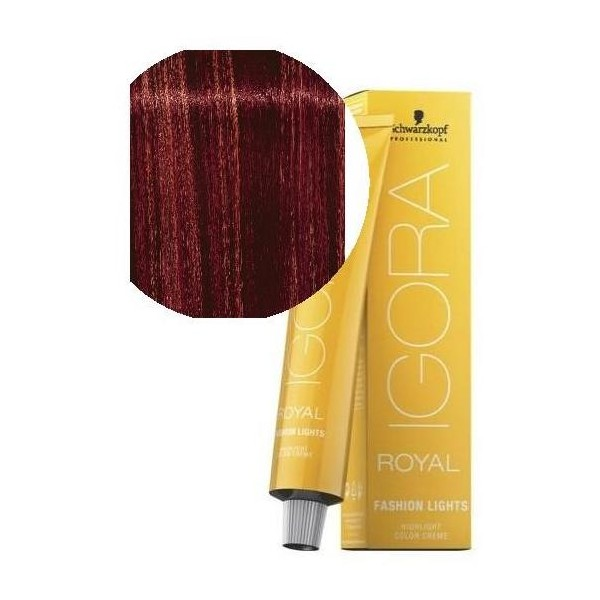 Igora Royal Fashion Lights L-88 - Rosso extra - 60 ml -
