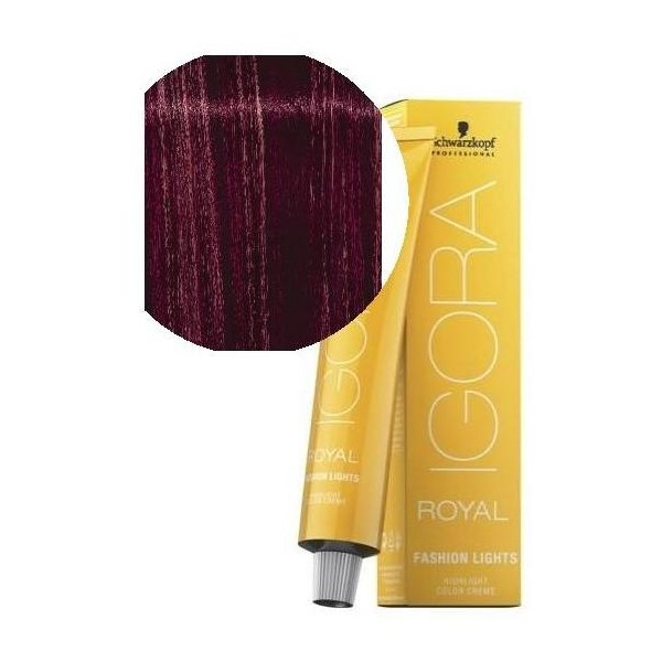 Igora Royal Fashion Licht L-89 Rot Violett
