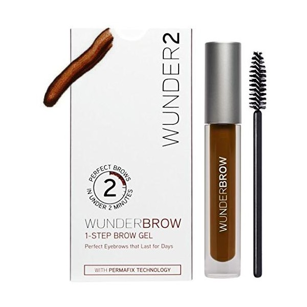 WunderBrow 2 Black Brown Kit