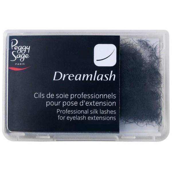 pestañas de seda profesional C 0,15 x 7mm