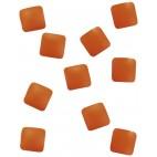 decoraciones metálicas Peggy Sage - tacos naranja