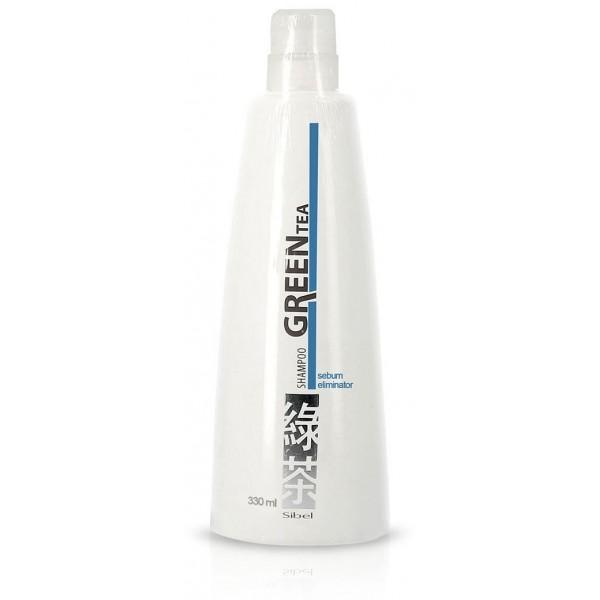 Green Tea shampoo sebo eliminatore -  330 ml -