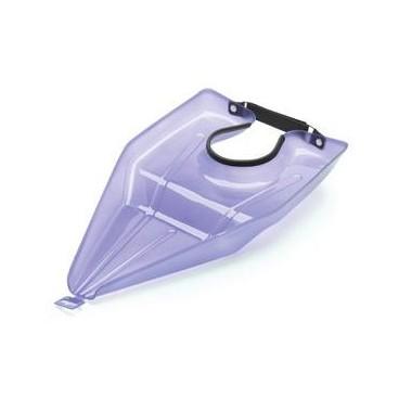Bac lave tête portable Violet