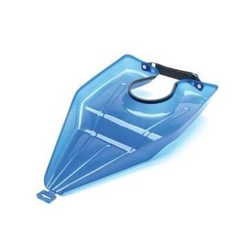 Bac lave tête portable Bleu