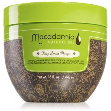 Aceite de Macadamia máscara 500 ML