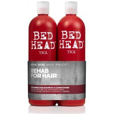 Tigi Bed Head Pack Résurrection 2 x 750 ML