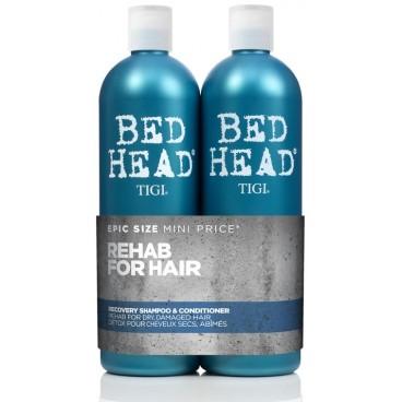 Tigi Bed Head - Pack Recovery - 2 x 750 ml