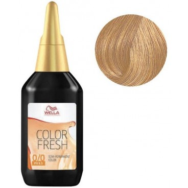 Color Fresh Wella 8/03 Light Blond Natural Golden
