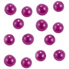 Paillettes pour ongles pink pearls