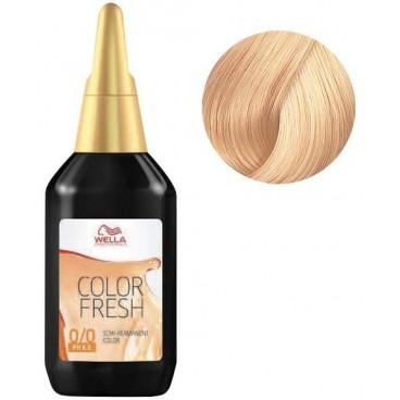 Color Fresh Wella 10/39 - Platine dorato fumato