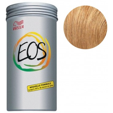 EOS Wella Färbung Curry