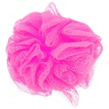 Image of Spugnia a rete sintetica - Pastello Rosa