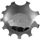 Einfacher französischer Lächelnschnitt