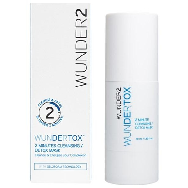 Wundertox Oxygen Mask 40 ML