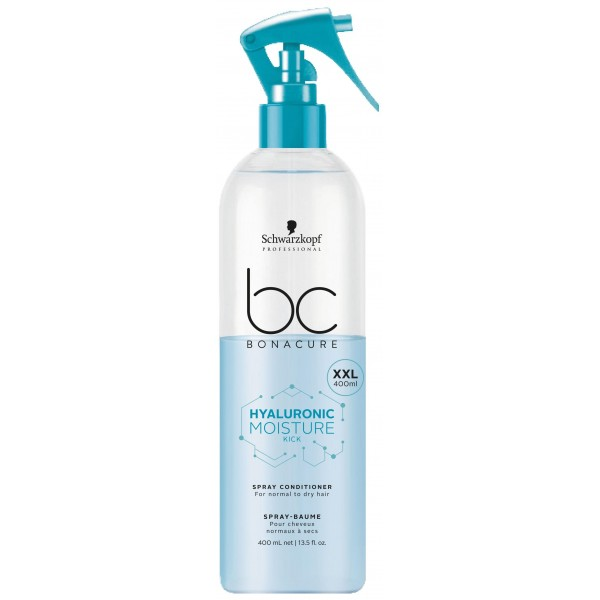 BC Hyaluronic Moisture Kick Spray-Baume 400 ML