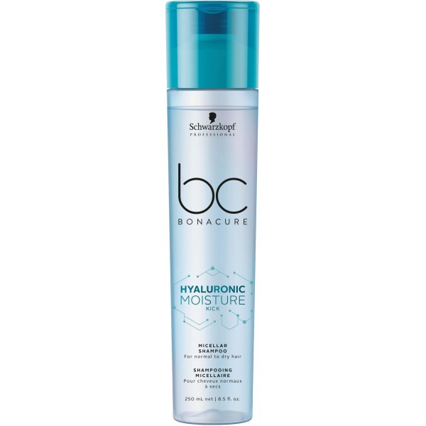 BC Hyaluronic Moisture Kick Shampooing Micellaire  250 ML