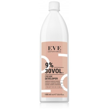 Dévelopeur crème n°2 - 30V 9% Eve experience FARMAVITA 1L
