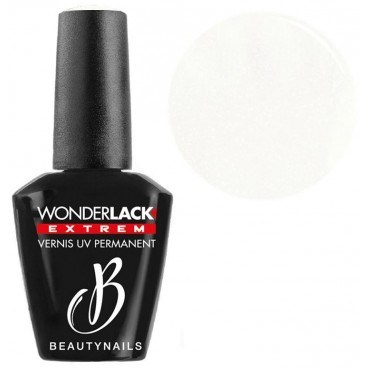 Vernis Wonderlack Blanc perle Beauty Nails 12ML