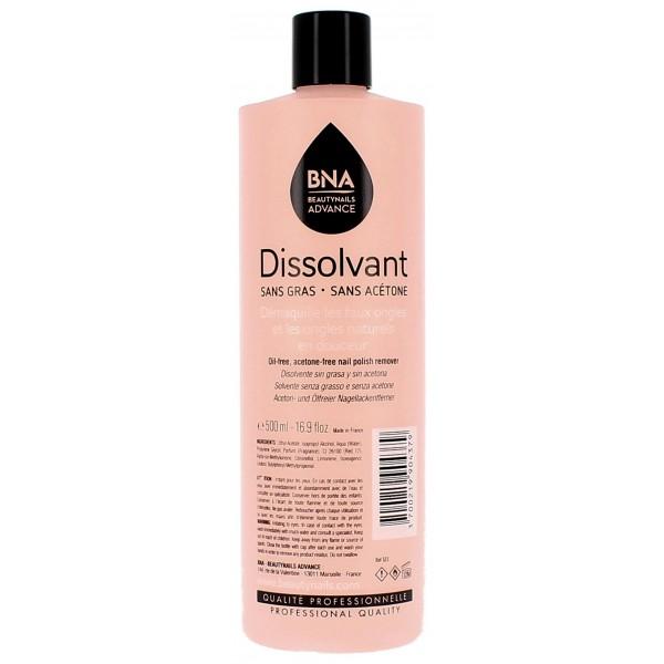 Solvente senza acetone - 500 ml -
