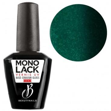 Collection Jewel Vernis Monolak vert Emeraude Beauty Nails 8ML