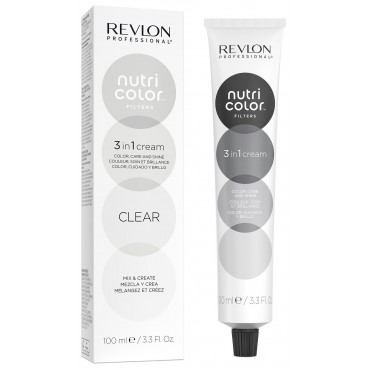 Nutricolor filters clear Revlon 100ML