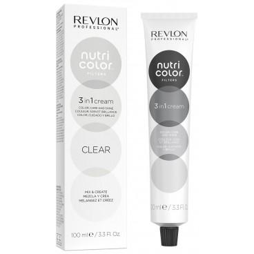 Nutricolor filters clear Revlon 100ML