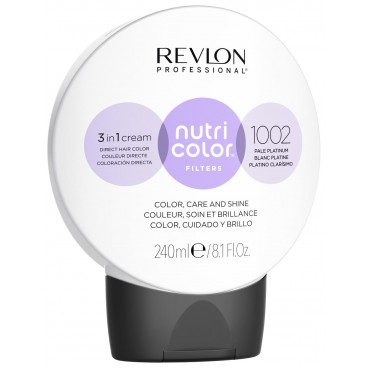 Filtri Nutricolor n ° 1002 Revlon 240ML