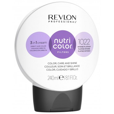 Filtri Nutricolor n ° 1022 Revlon 240ML