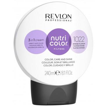 Nutricolor filters n ° 1022 Revlon 240ML