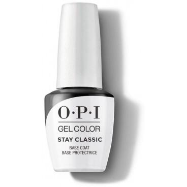 OPI Clear Matte Gel Color Coat 15ml