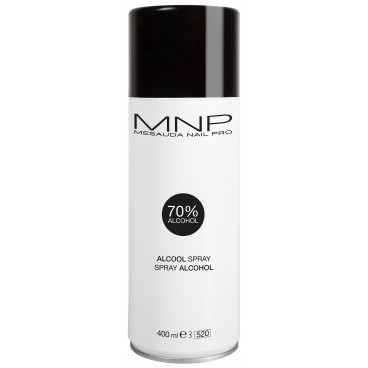 Spray désinfectant mains 70% d'alcool Mesauda 125ML