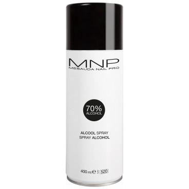 Spray désinfectant mains 70% d'alcool Mesauda 125ML