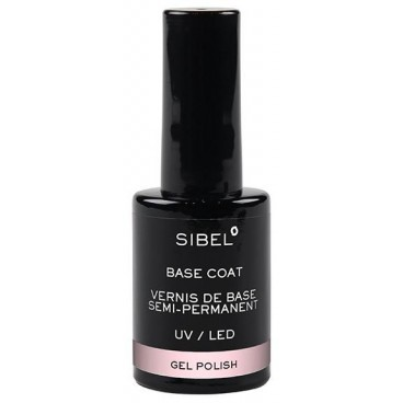 Base coat vernis gel Sibel 14ML