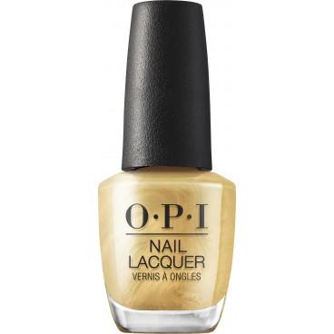 OPI Shine Bright - Este esmalte de uñas dorado me trineo 15ML