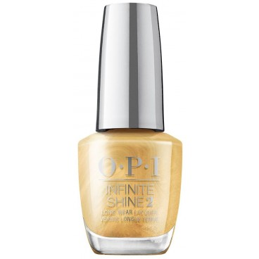OPI Vernis Infinite Shine This gold sleighs me - Shine Bright 15ML