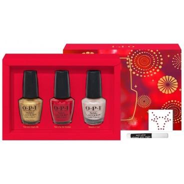 OPI Shine Bright - Lunar new gift 2020 nail polish