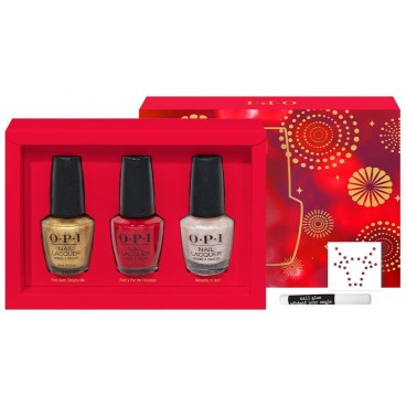 OPI Shine Bright - Vernis à ongle lunar new gift 2020