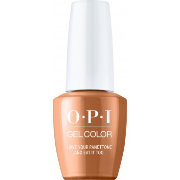 OPI Gel color Collection Milan - Have Your Panettone and Eat it Too 15ML
