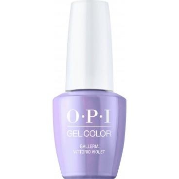 OPI Gel color Collection Milan - Galleria Vittorio Violet 15ML