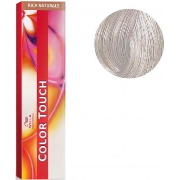Color Touch 8/81 Rubio Claro Ceniza perla 60 ML
