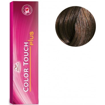 Color Touch 55/07 Chestnut Light Intense Natural Brown 60 ML
