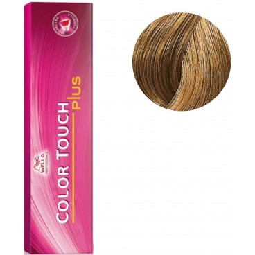 Color Touch 88/07 Light Blonde intenso Marrón Natural 60 ML