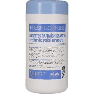 Lingettes Bactéricides Fresh X 150
