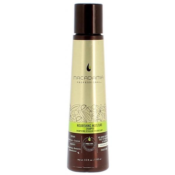 Macadamia Oil Shampooing hydratant nourrissant 100 ML